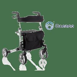 Deambulatori rollator ed altri ausili per la deambulazione per anziani e malati