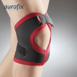 Ginocchiera con cuscinetto ed altri prodotti ortopedici per la parte inferiore del corpo