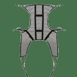 Imbracatura per tetraplegici e altri accessori per sollevatori