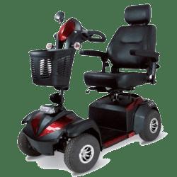 Scooter elettrici per disabili e anziani, pieghevoli e a 4 ruote
